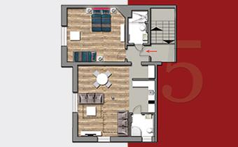Apartament Ruby