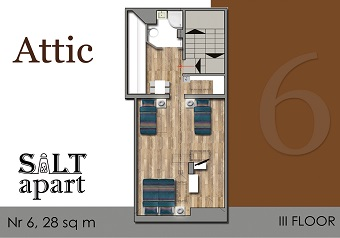 Apartament Attic