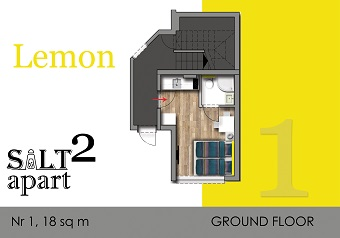 Apartament Lemon